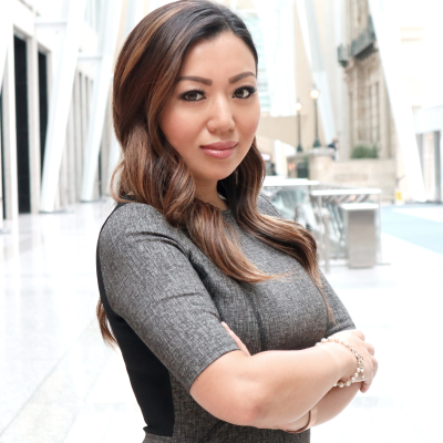Lisa Tran Business Develpment Manager