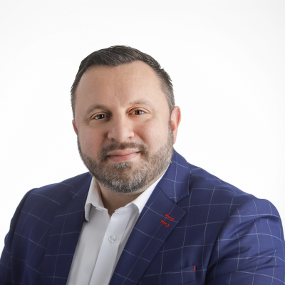 Michael James Georgopoulos Mortgage Agent