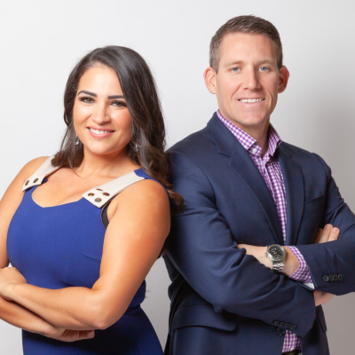 Mitch and Monsy  Mortgage Team