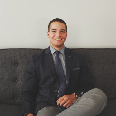 Santiago Agudelo Mortgage Agent