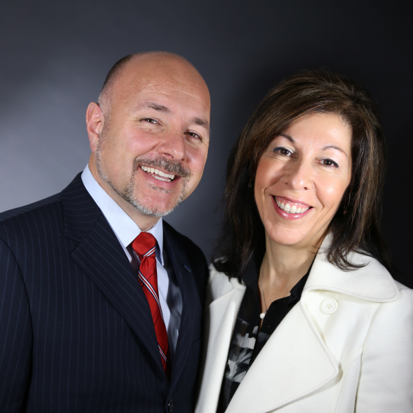 Joseph Trombetta and Gina Colalillo Mortgage Broker/Owner